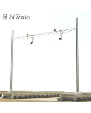 SBB - Pórtico para 2 vías (2 uds.)