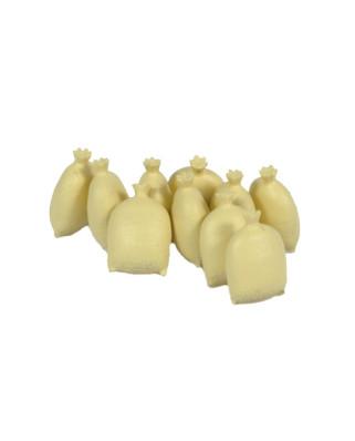 10 burlap sacks