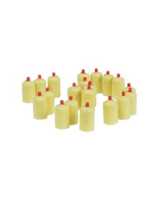 20 propane bottles