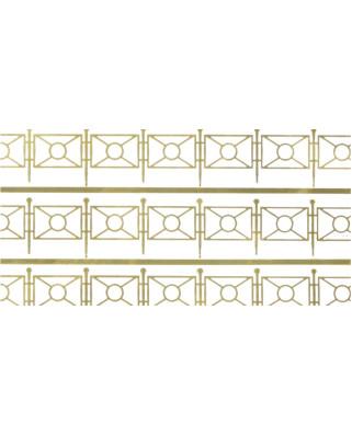 Geländer - Modell 8