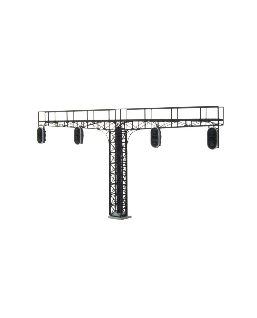 RENFE - Puente de señales para 4 vías