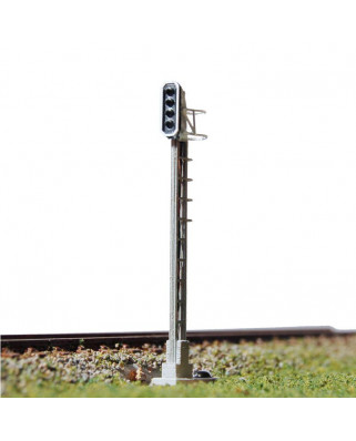 SBB - Main signal with 4 LEDs (Green/Red/Yellow/Green)