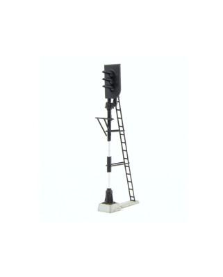 NS - Signal avancé mit 3 LEDs (vert/jaune/rouge) - droite