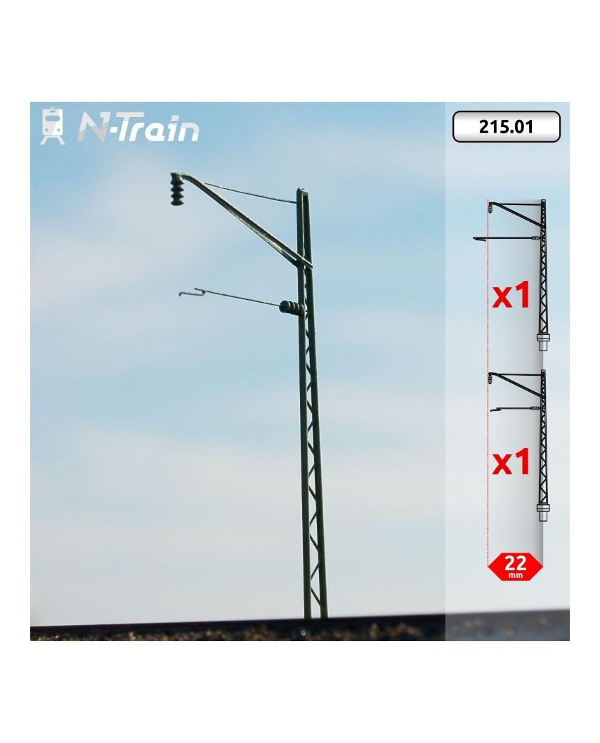 DRG - Lattice mast with Bracket (2 units)