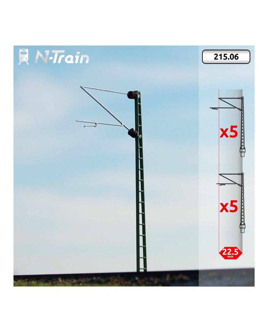 DB - Lattice mast with Re160 Bracket - M (10 units)