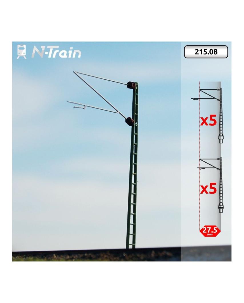 DB - Lattice mast with Re160 Bracket - L (10 units)
