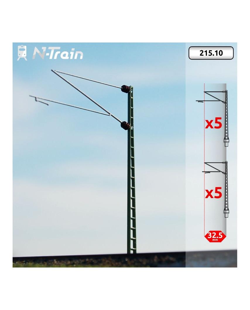 DB - Lattice mast with Re160 Bracket - XL (10 units)
