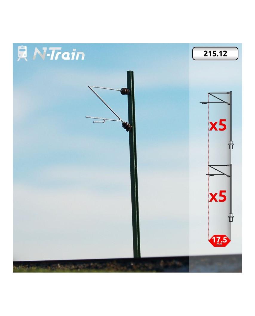 DB - H-Profile mast with Re160 Bracket - S (10 units)