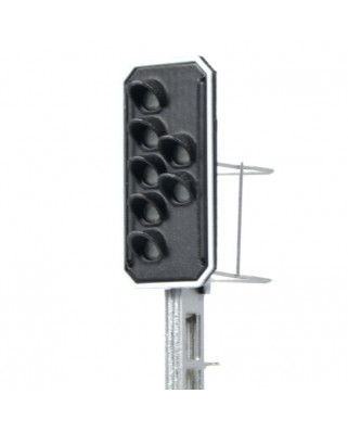 SBB - Main signal with 6 LEDs (Green/Yellow/Green/Yellow/Green + Red/NotRed)