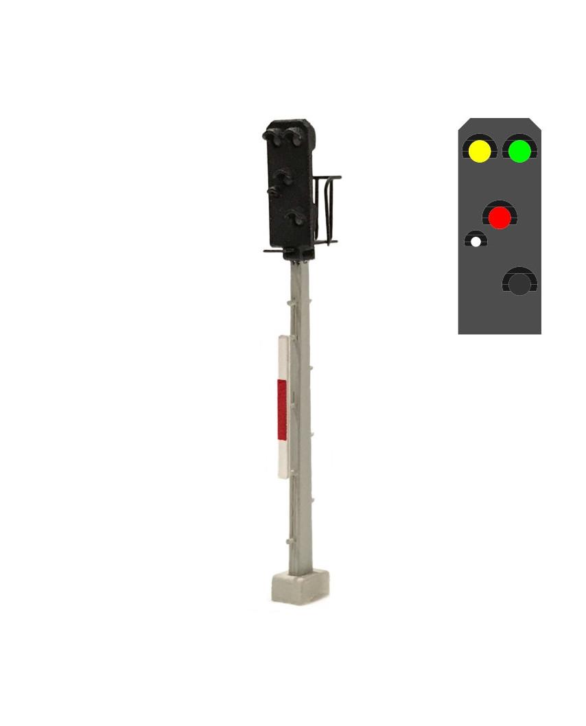 DR - Entry signal (4L) - y/g/r/w