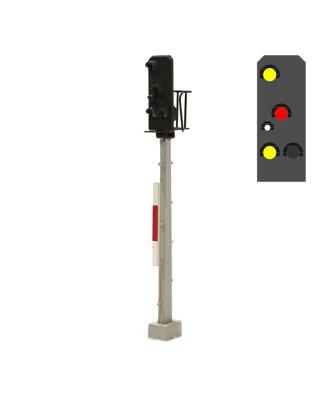 DR - Entry signal (4L) - y/r/w/y