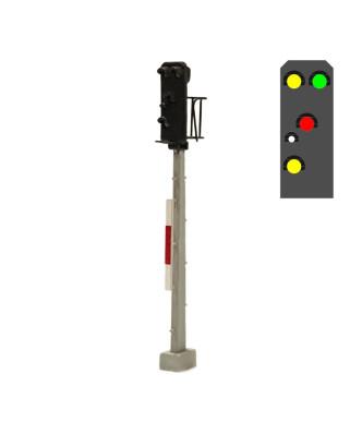 DR - Entry signal (5L) - y/g/r/w/y