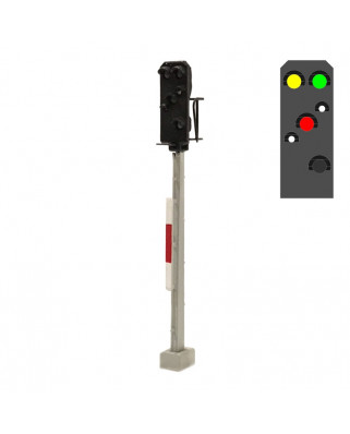 DR - Exit signal (5L) - y/g/w/r/w