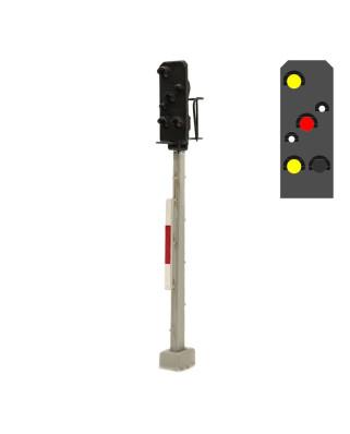 DR - Exit signal (5L) - y/w/r/w/y