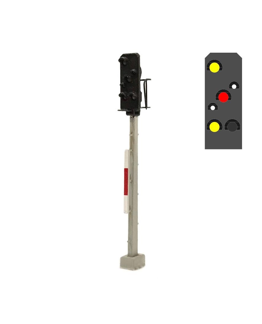 DR - Señal de salida (5L) - a/b/r/b/a
