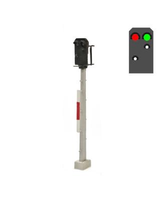 DR - Main signal (4L) - r/g/w/w