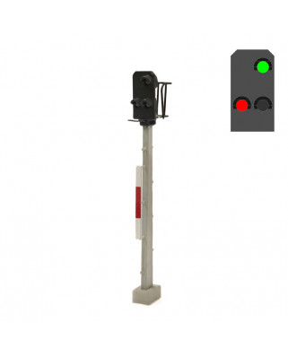 DR - Block signal (2L) - g/r