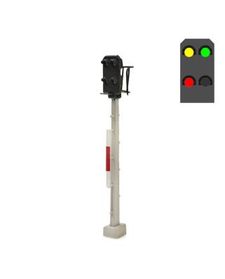 DR - Block signal (3L) - y/g/r