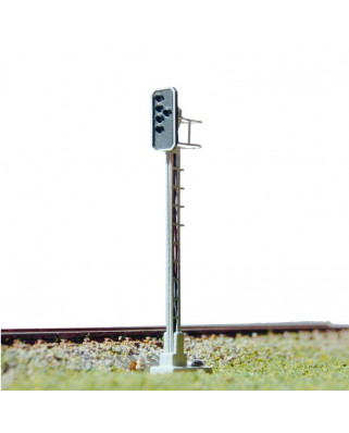 SBB - Main signal with 5 LEDs (Green/Yellow/Green/Yellow + Red)