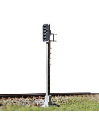 SBB - Signal principal avec 6 LEDs (vert/jaune/vert/jaune/vert + rouge)