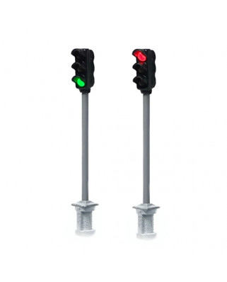 Traffic lights for vehicles (2 units)