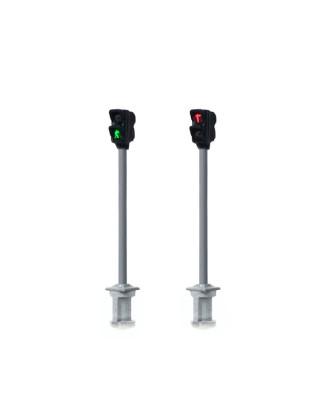 Semáforos para peatones (2 unidades)