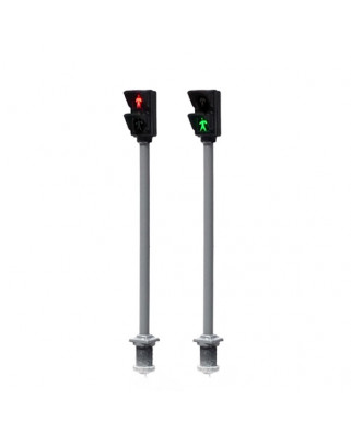 Traffic lights for pedestrians (2 units)