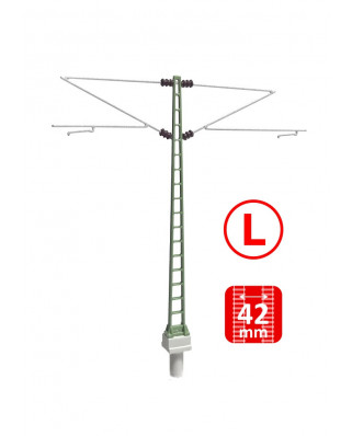 DB - Middle masts with Re160 brackets - L (6 units)