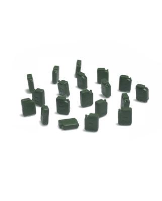 Jerricans pour carburant (20 unités) - vert
