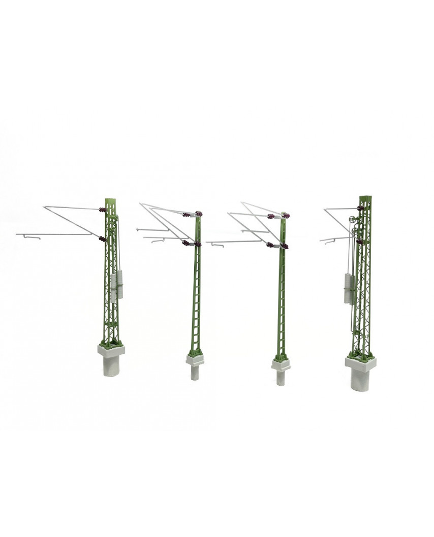 DB Tensioning set Re160 with 4 masts