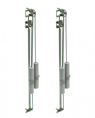 DB Double wheel tensioning (2 units)