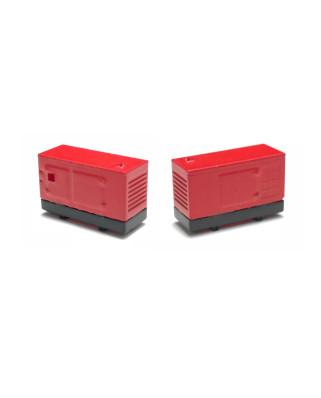 2 générateurs électriques 100 kW