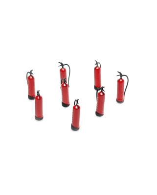 Extintores (8 unidades)