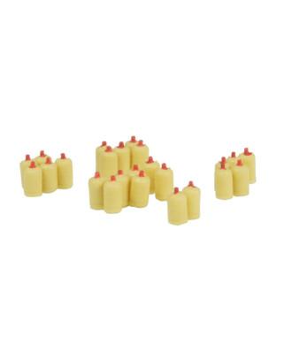 24 bombonas de propano